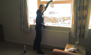 End of tenancy cleaning St Dunstans E3