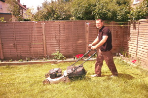 Gardening services in Brent NW