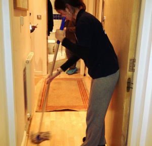 General cleaning services in Harrow HA