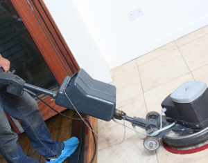 Hard floor cleaning Central London SE