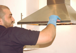 Oven cleaning Holborn and Covent Garden WC2