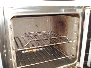 Oven cleaning South East London SE
