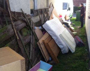 Rubbish removal Glyndon SE18